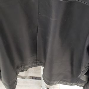 CALVIN KLEIN LARGE LEATHER JACKET
